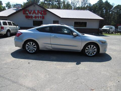 2008 Honda Accord for sale at Evans Motors Inc in Little Rock AR