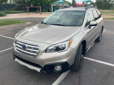 2015 Subaru Outback for sale at The Car Guy in Glendale CO