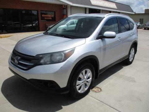 2013 Honda CR-V for sale at Eden's Auto Sales in Valley Center KS