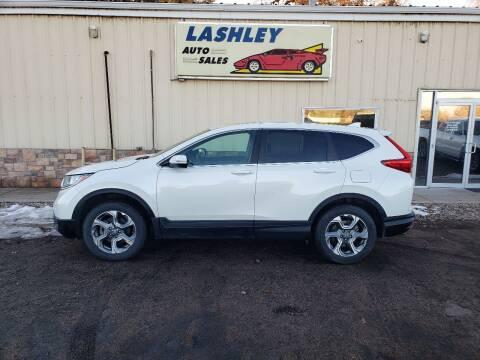 2017 Honda CR-V for sale at Lashley Auto Sales in Mitchell NE
