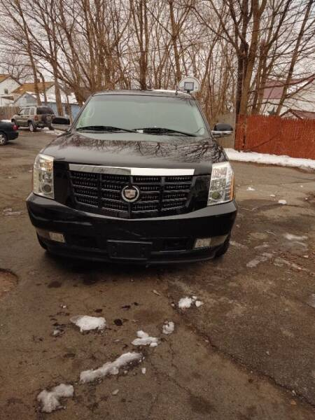 2007 Cadillac Escalade for sale at Berkshire County Auto Repair and Sales in Pittsfield MA