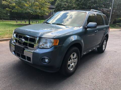 2011 Ford Escape for sale at Bowie Motor Co in Bowie MD