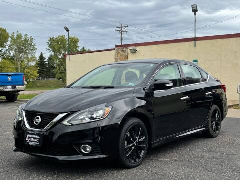 2017 Nissan Sentra for sale at North Imports LLC in Burnsville MN