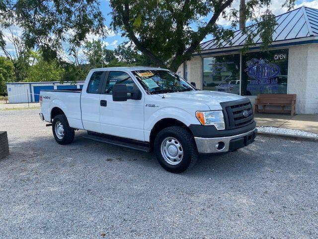 2010 Ford F-150 for sale at Wallers Auto Sales LLC in Dover OH