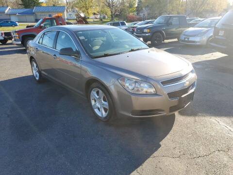 2011 Chevrolet Malibu for sale at Carlisle's in Canton OH