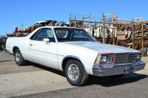 1979 Chevrolet El Camino for sale at Haggle Me Classics in Hobart IN