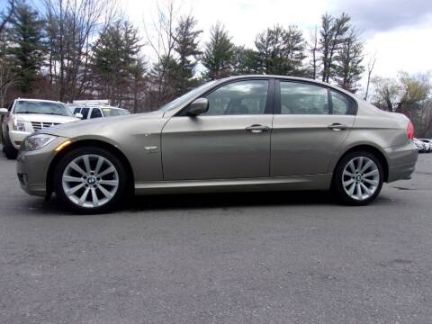 2011 BMW 3 Series for sale at Mark's Discount Truck & Auto Sales in Londonderry NH
