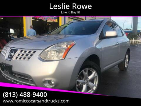 2010 Nissan Rogue for sale at RoMicco Cars and Trucks in Tampa FL