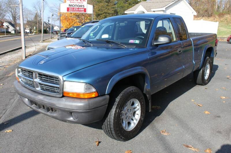 2004 Dodge Dakota for sale at Mayer Motors of Pennsburg - Green Lane in Green Lane PA