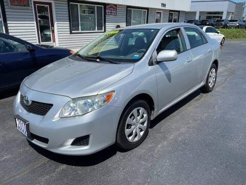 2010 Toyota Corolla for sale at Shermans Auto Sales in Webster NY