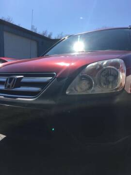 2005 Honda CR-V for sale at Thompson Auto Diagnostics / Auto Sales Division in Mishawaka IN