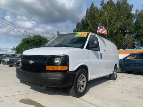 2010 Chevrolet Express Cargo for sale at GP Auto Connection Group in Haines City FL