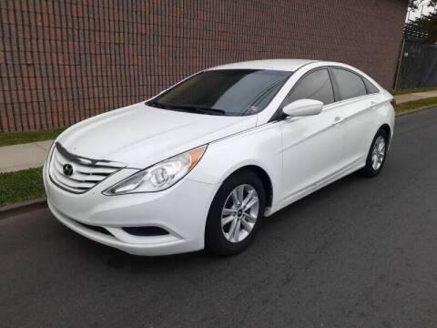 2011 Hyundai Sonata for sale at G1 AUTO SALES II in Elizabeth NJ