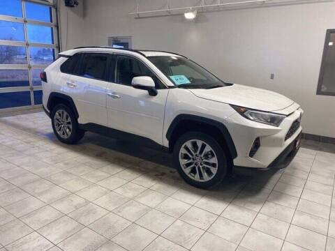 2021 Toyota RAV4 for sale at Harr's Redfield Ford in Redfield SD