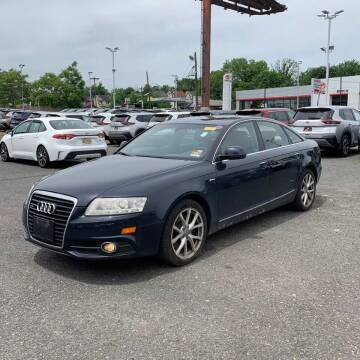 2011 Audi A6 for sale at CRS 1 LLC in Lakewood NJ