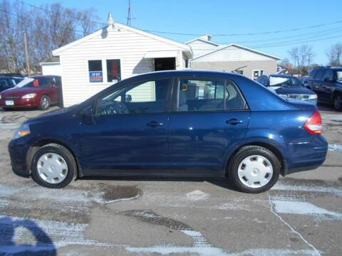 2009 Nissan Versa for sale at SPECIALTY CARS INC in Faribault MN