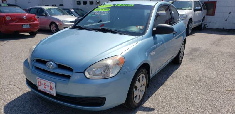 2009 Hyundai Accent for sale at Union Street Auto in Manchester NH