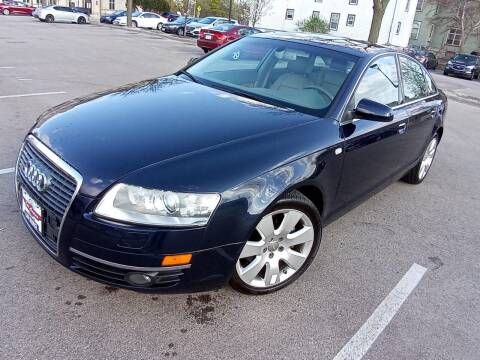 2007 Audi A6 for sale at Your Car Source in Kenosha WI
