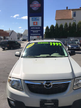 2009 Mazda Tribute for sale at Ramstroms Service Center in Worcester MA