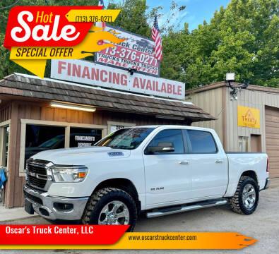 2019 RAM Ram Pickup 1500 for sale at Oscar's Truck Center, LLC in Houston TX