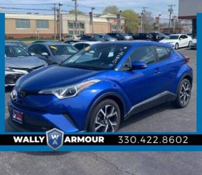 2018 Toyota C-HR for sale at Wally Armour Chrysler Dodge Jeep Ram in Alliance OH