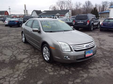 2009 Ford Fusion for sale at Peter Kay Auto Sales in Alden NY