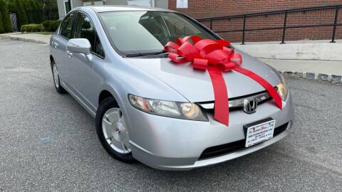 2008 Honda Civic for sale at Speedway Motors in Paterson NJ