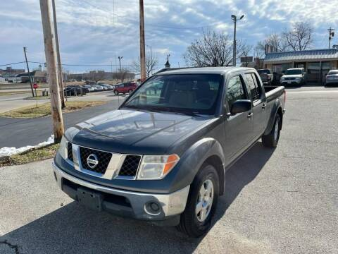 2008 Nissan Frontier for sale at Auto Hub in Grandview MO