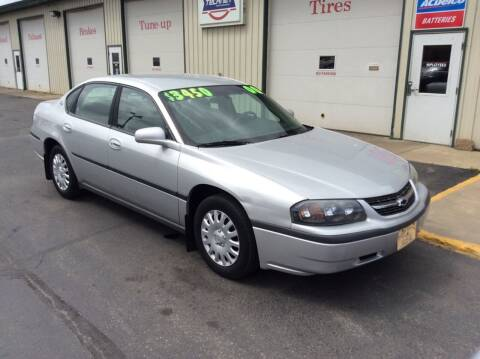 2000 Chevrolet Impala for sale at TRI-STATE AUTO OUTLET CORP in Hokah MN
