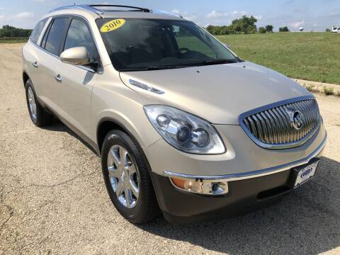 2010 Buick Enclave for sale at Alan Browne Chevy in Genoa IL