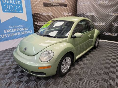2009 Volkswagen New Beetle for sale at X Drive Auto Sales Inc. in Dearborn Heights MI