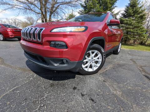 2016 Jeep Cherokee for sale at West Point Auto Sales in Mattawan MI
