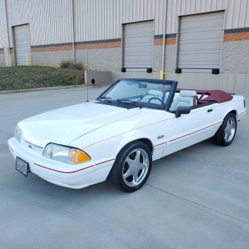 1993 Ford Mustang for sale at 601 Auto Sales in Mocksville NC