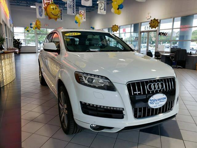 2015 Audi Q7 for sale in Kenosha, WI