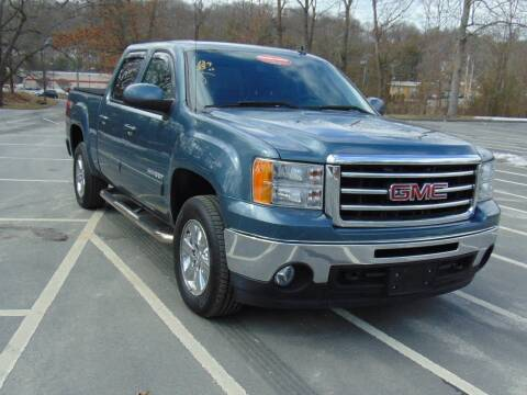 2013 GMC Sierra 1500 for sale at LA Motors in Waterbury CT