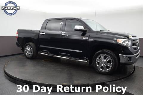 2014 Toyota Tundra for sale at M & I Imports in Highland Park IL