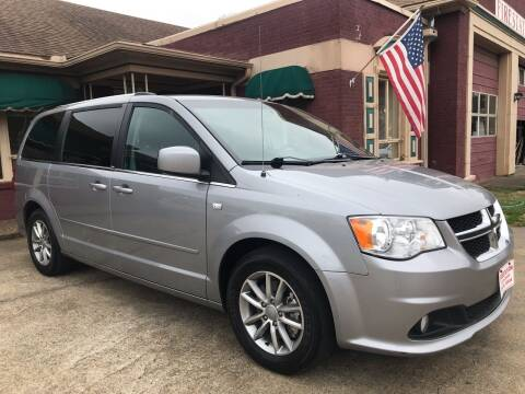 2014 Dodge Grand Caravan for sale at Firestation Auto Center in Tyler TX