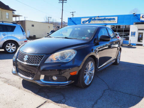 2011 Suzuki Kizashi for sale at Advantage Auto Sales in Wheeling WV