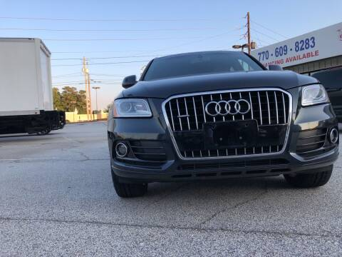 2016 Audi Q5 for sale at Trust Autos, LLC in Decatur GA