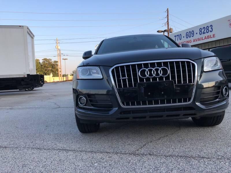 2016 Audi Q5 for sale at Trust Autos, LLC in Decatur GA