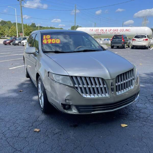 2010 Lincoln MKT for sale at Auto Bella Inc. in Clayton NC