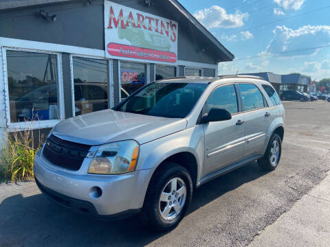 2007 Chevrolet Equinox for sale at Martins Auto Sales in Shelbyville KY