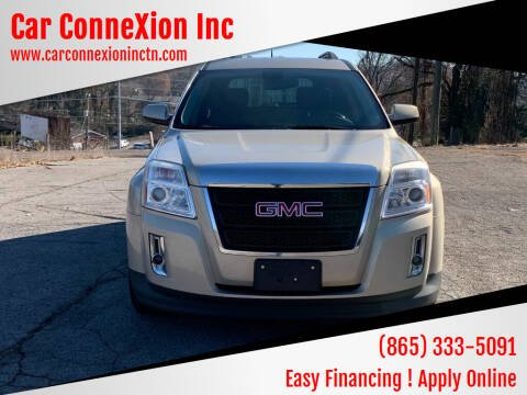 2011 GMC Terrain for sale at Car ConneXion Inc in Knoxville TN