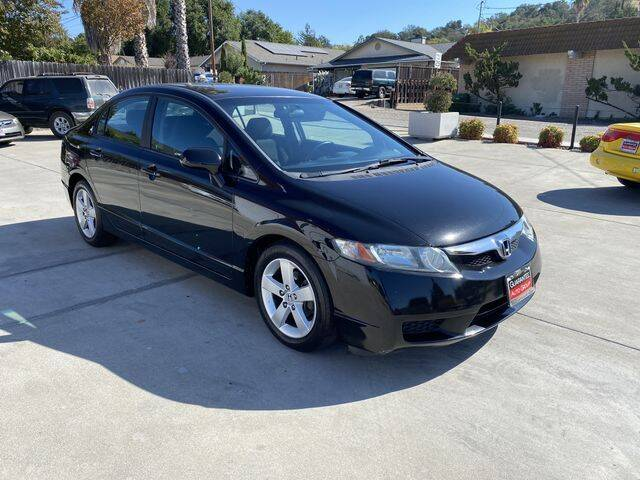 2011 Honda Civic for sale at Guarantee Auto Group in Atascadero CA