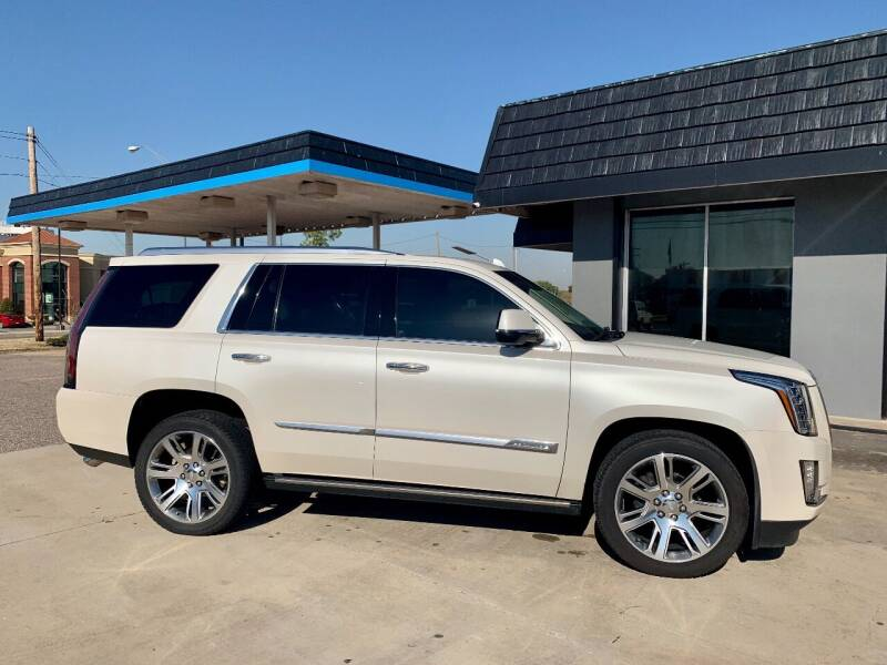 2015 Cadillac Escalade for sale at Shelby's Automotive in Oklahoma City OK