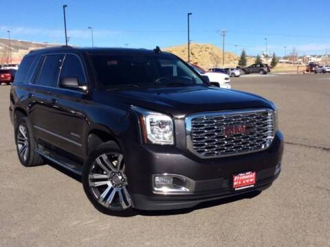 2018 GMC Yukon for sale at Rocky Mountain Commercial Trucks in Casper WY