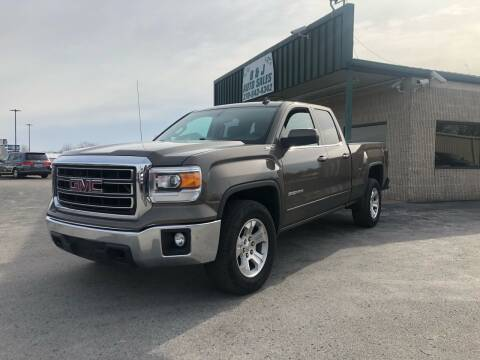 2014 GMC Sierra 1500 for sale at B & J Auto Sales in Auburn KY