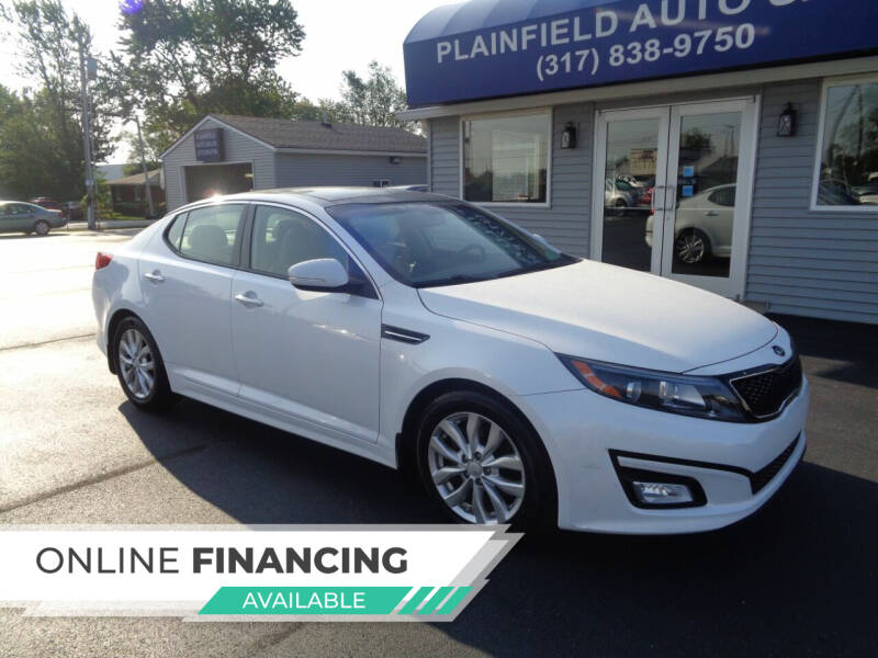 2015 Kia Optima for sale at Plainfield Auto Sales in Plainfield IN