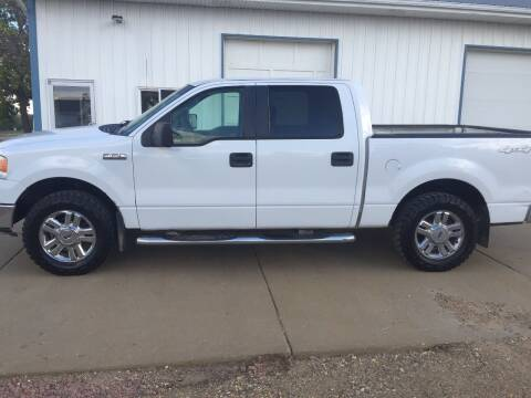 2008 Ford F-150 for sale at Bauman Auto Center in Sioux Falls SD