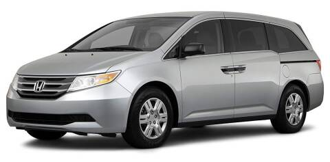 2011 Honda Odyssey for sale at LAKE CITY AUTO SALES - Jonesboro in Morrow GA